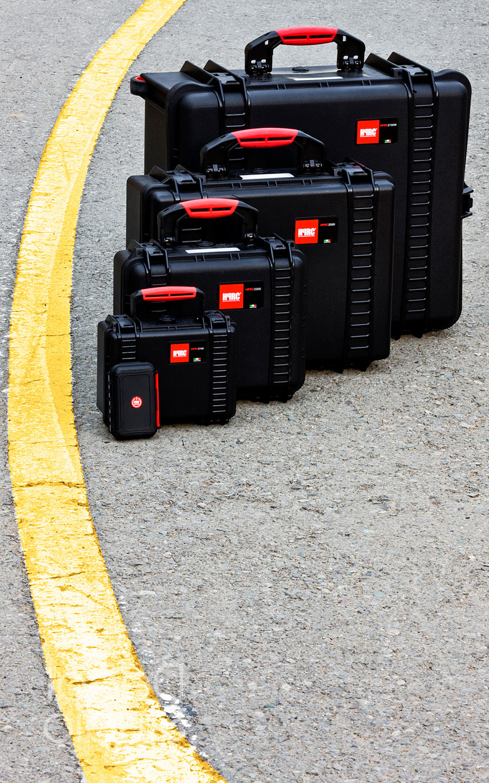 کیف های HPRC